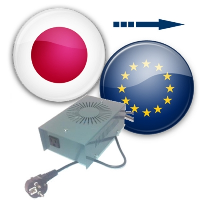 Use Japanese Appliances in Europe