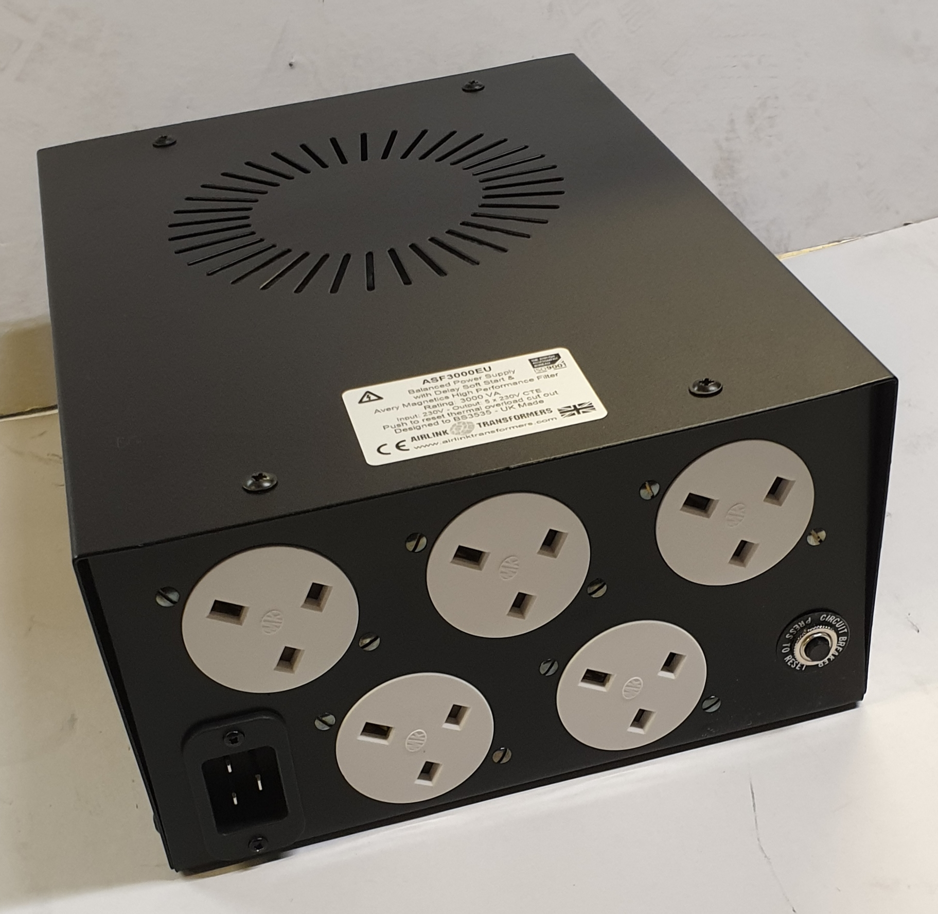 Advanced Filter Power Supply