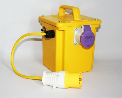 Low voltage portable Tool Transformer