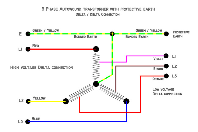 electrical systems autotransformer readingrat net Isolation Transformer Wiring 30 3 phase wiring diagram l14 30, wiring isolation transformer wiring